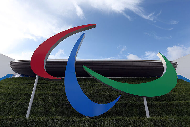 Logo delle Paralimpiadi