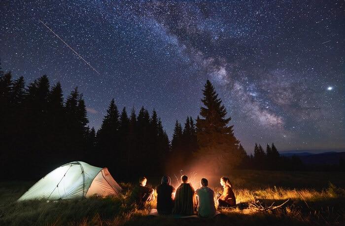 Cosa sono le stelle cadenti?
