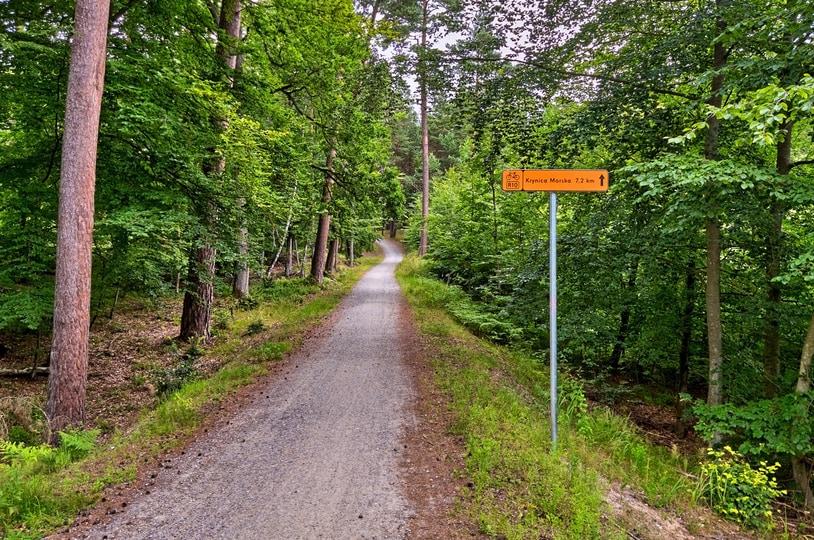 EuroVelo, la rete di piste ciclabili che attraversa l'Europa