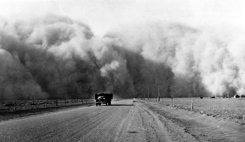 Dust Bowl: cos'è stata e perché rischia di tornare