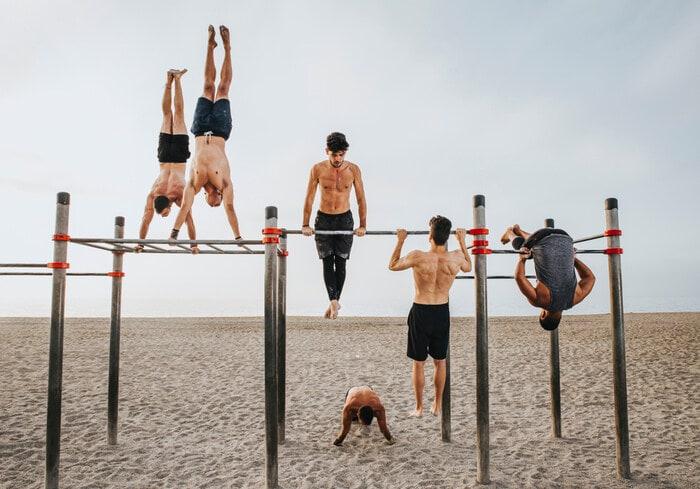 Calisthenics: cos'è la ginnastica del guerriero spartano