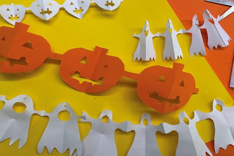 FJ Lab di Halloween: i festoni mostruosi (VIDEO)