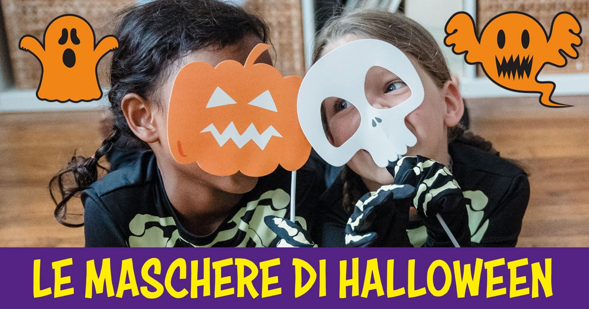 FJ Lab di Halloween: le maschere di Halloween