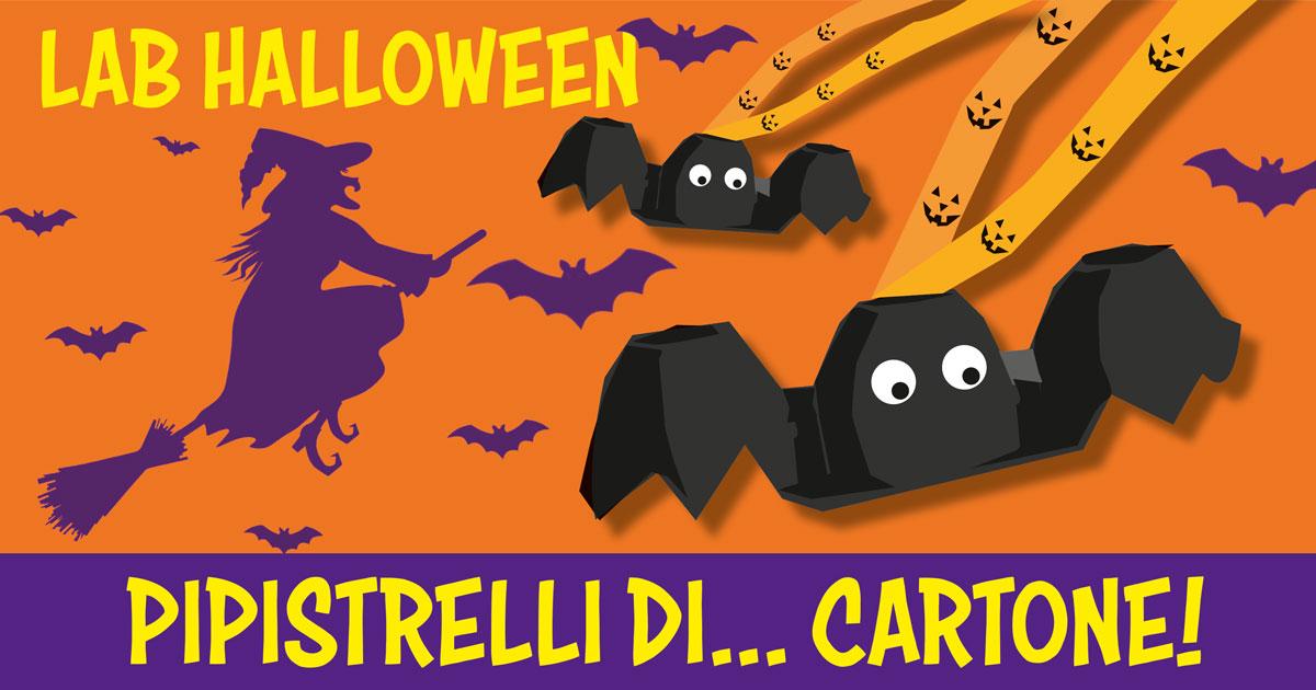 FJ Lab di Halloween: i pipistrelli di cartone