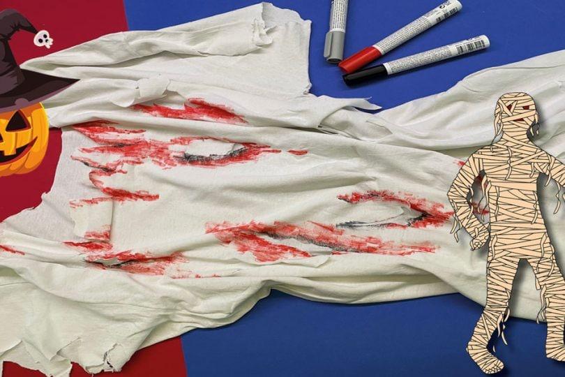 FJ Lab di Halloween: la T-shirt da zombie (VIDEO)