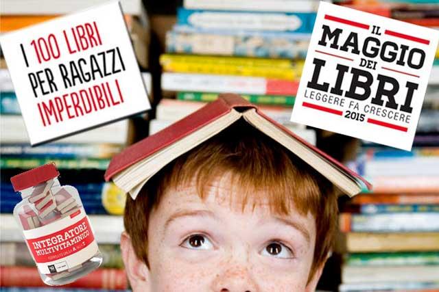 La lista dei 100 libri per ragazzi imperdibili, scelti per il Maggio della Lettura