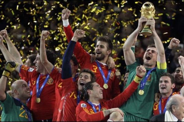 La Spagna è campione del mondo!