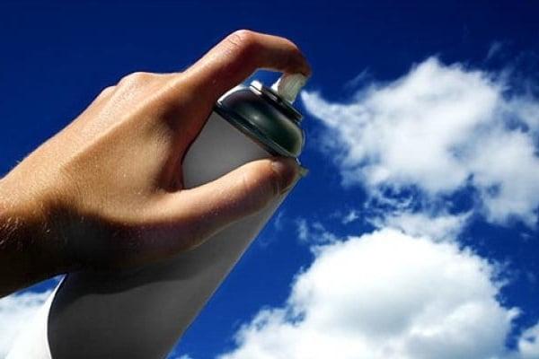 Chi ha inventato la bomboletta spray?