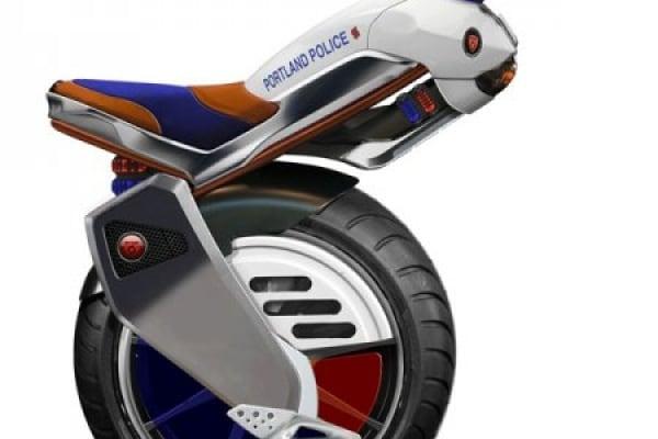 Moto monoruota!