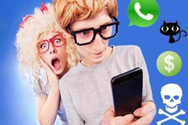 Le catene di Whatsapp