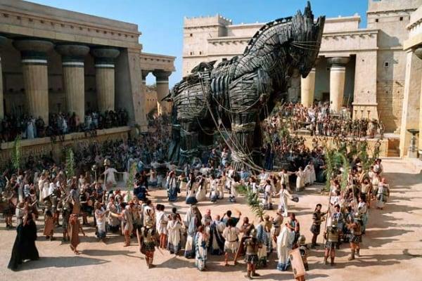 Il cavallo di Troia era davvero un cavallo?