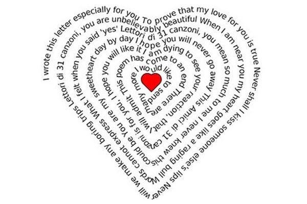 Frasi romantiche in inglese: impara ad amare in inglese!