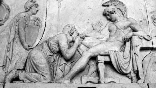 I personaggi dell'Iliade   Gli eroi che si batterono a Troia