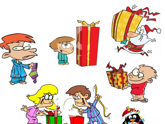 Che regali hai ricevuto? quello più bello? il più brutto?