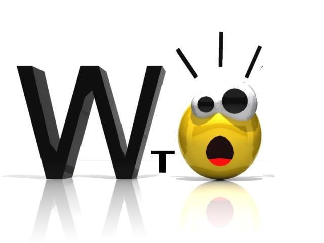 """Che cosa significa """"WTF""""? O_O"""