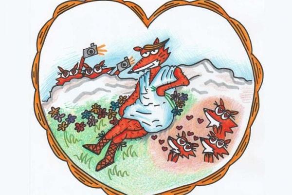 Foxilla – Miti greci
