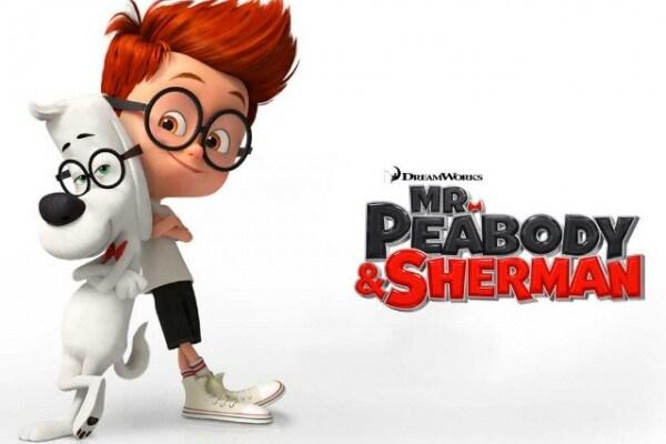 Mr.Peabody e Sherman: un genio sotto le spoglie di un cane!
