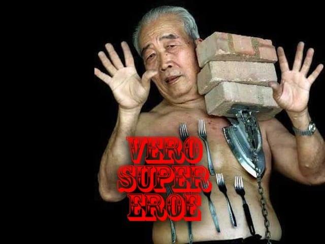 Supereroi reali: l'uomo calamita