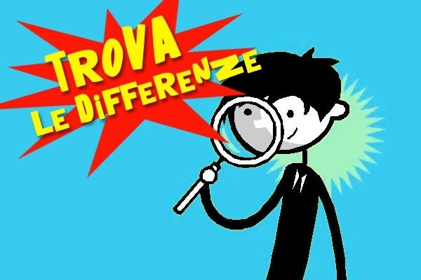 Gioca: trova le differenze!