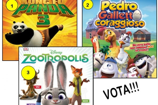Qual è il più bel cartone animato fra questi 3 ?? [Sondaggio]