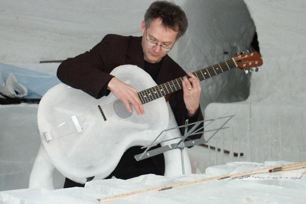 Lo sapevi che | Alla scoperta della chitarra di ghiaccio