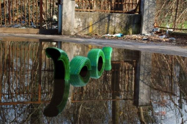 L'arte va in strada con le opere di Fra.Biancoshock