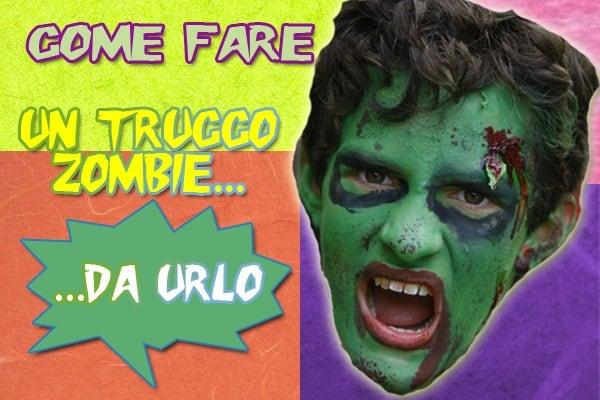 Halloween | Consigli e video per truccarsi da perfetto zombie