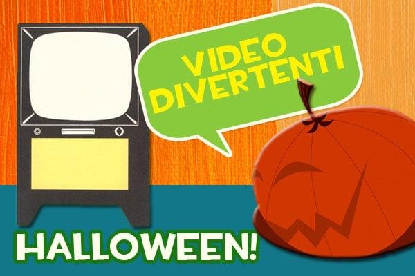 Video divertenti di Halloween | Video divertenti