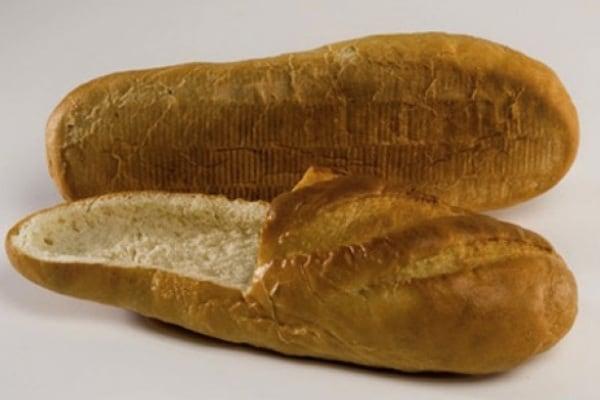 Scarpe di pane!