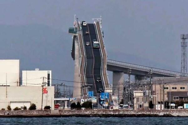 Il ponte della paura!