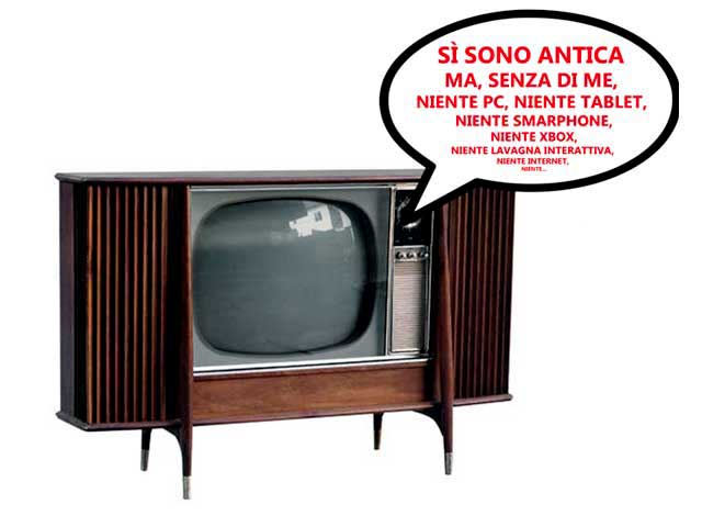 Chi ha inventato la televisione? Oggi è un giorno importante!