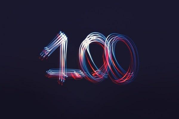 Chi ha inventato il numero cento?