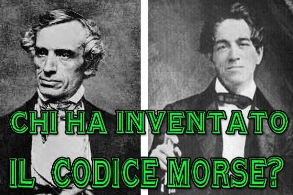Che cos'è il codice Morse?