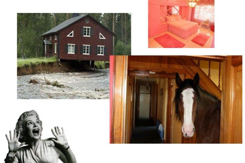 Le peggiori (e più divertenti) foto alle case in vendita