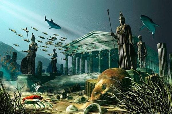 Storia incredibile | Il mistero di Atlantide raddoppia. E si chiama Shi Cheng