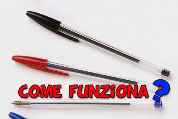 Lo sapevi che | Come funziona la biro e chi la ha inventata