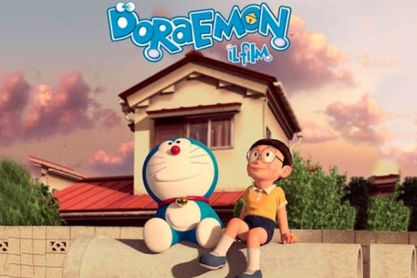 Arriva Doraemon al cinema, in 3D