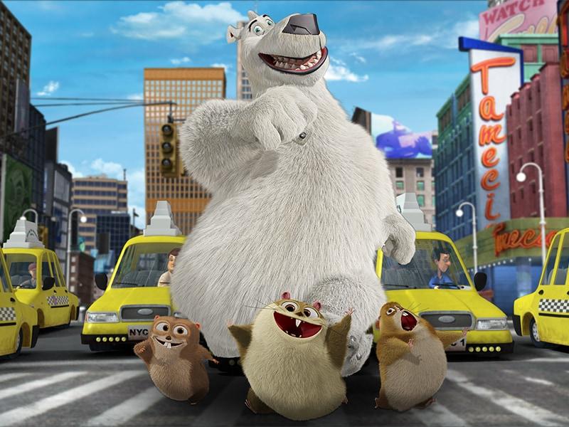 Cinema | Norm, l'orso chiacchierone che vuol salvare il Polo Nord