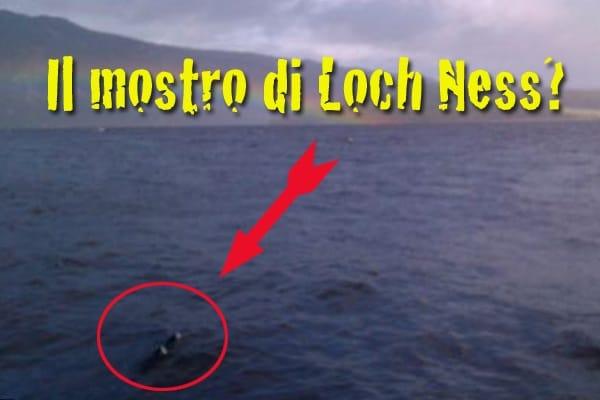 Misteri: il mostro di Loch Ness continua a far parlare di sé