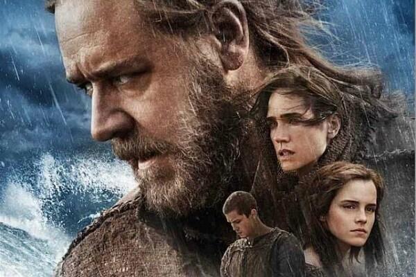 Noah, arriva al cinema il film sull'Arca di Noè!