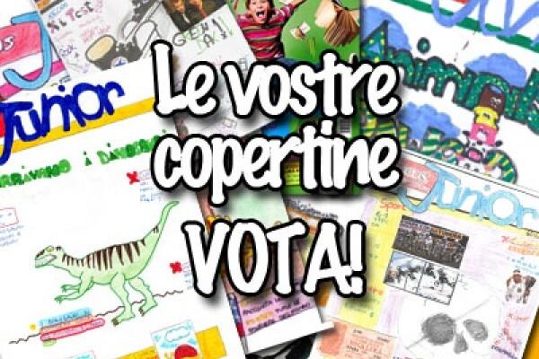 Le vostre copertine: vota la più bella!