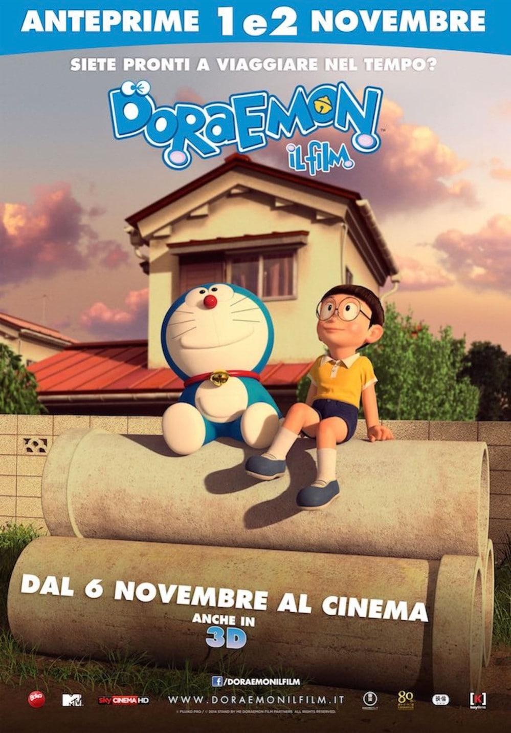 Arriva doraemon al cinema in d focus junior