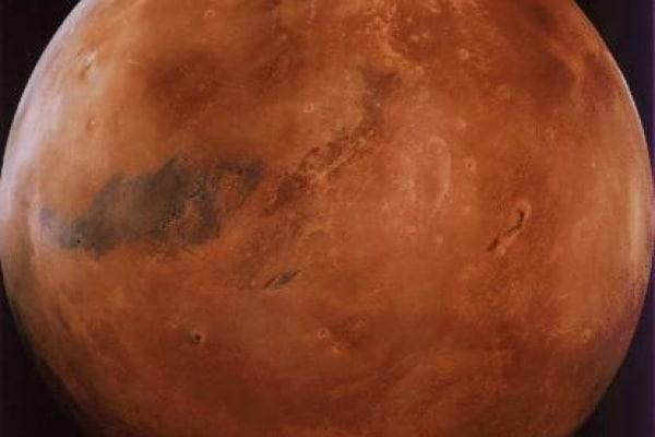 Sul pianeta Marte ci si orienta con la bussola?