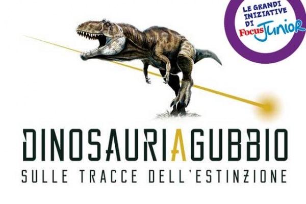 Le grandi iniziative di Focus Junior | A Gubbio i dinosauri sono in mostra