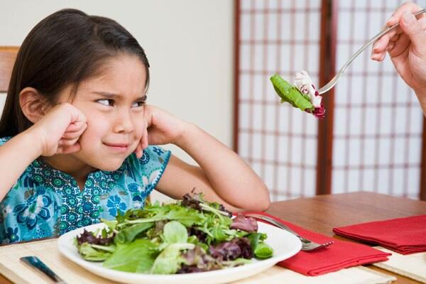 Detesti le verdure? Potrebbe essere colpa della tua lingua!