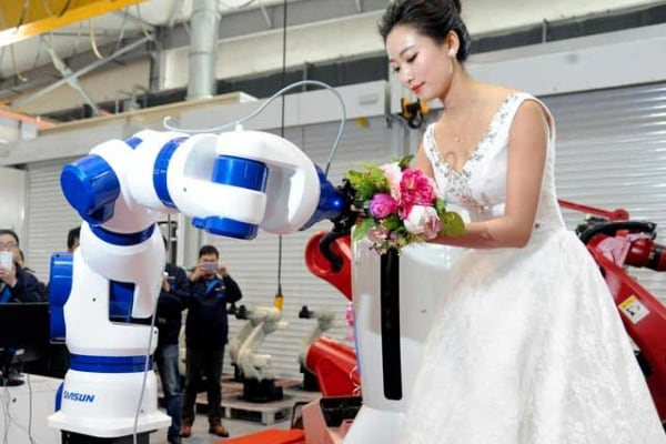 Lo sapevi che | Un matrimonio da robot!