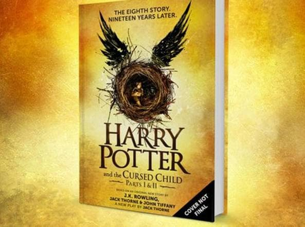 Il ritorno di Harry Potter. A luglio uscirà l'ottavo libro della saga del celebre maghetto