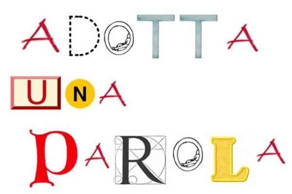 Adotta una parola | Un'iniziativa per salvare la ricchezza della lingua italiana