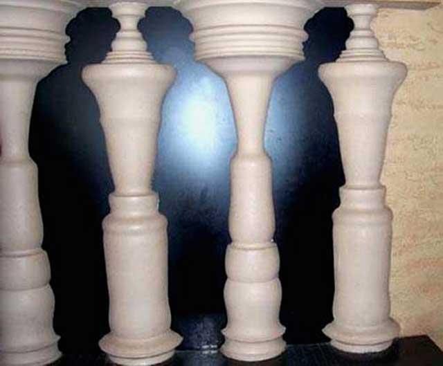 Illusioni ottiche   La balaustra magica