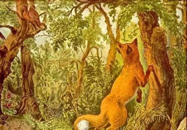 Illusioni ottiche | Chi si nasconde nel bosco?